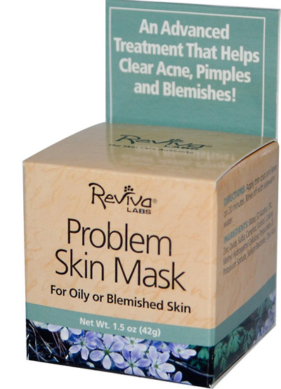 маска от прыщей Reviva Labs, Problem Skin Mask
